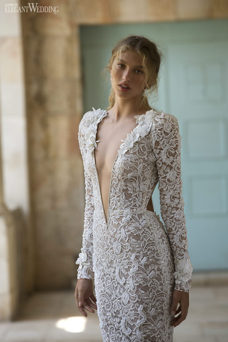 berta colony ws 2021 lace gown